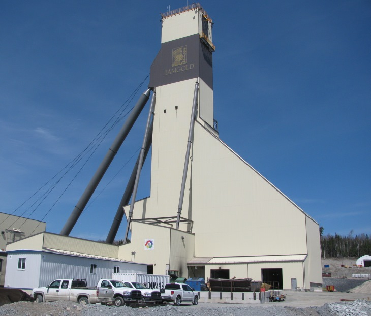 realisations darpentage dans le secteur minier - malartic