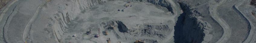Opération minière